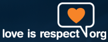 Logo Hyperlink To loveisrespect.org