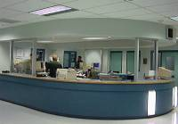 Humboldt County Correctional Facility Booking Desk