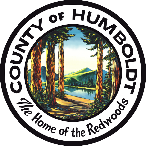 County of Humboldt - The Home of the Redwoods Seal