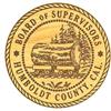 Seal of the Humboldt County Board of Supervisors
