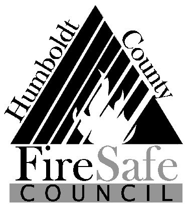 Humboldt County Fire Safe Council Logo