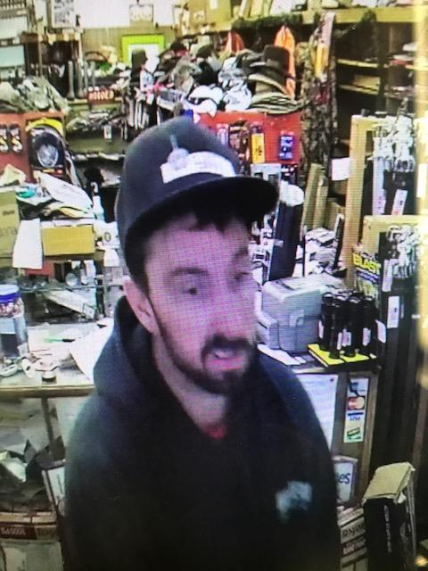 Photo of burglary suspect