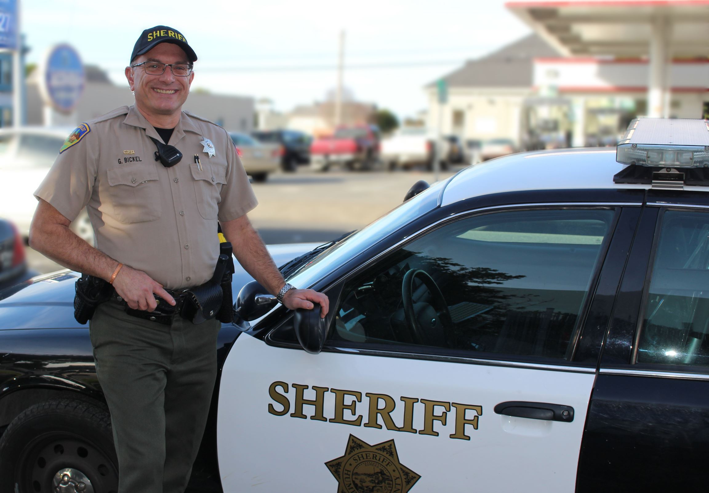 Deputy Bickel Photo