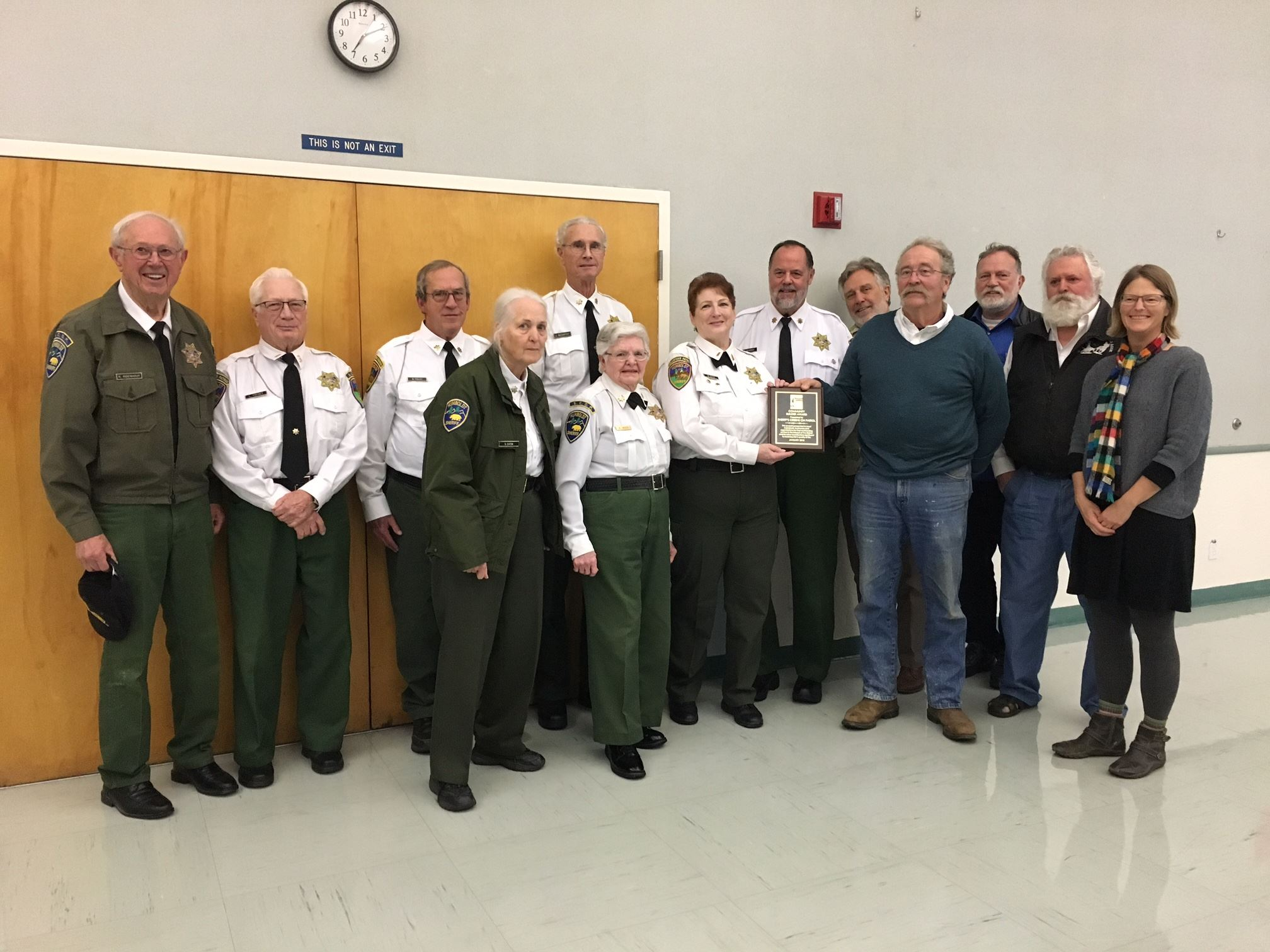 SCOP receives award