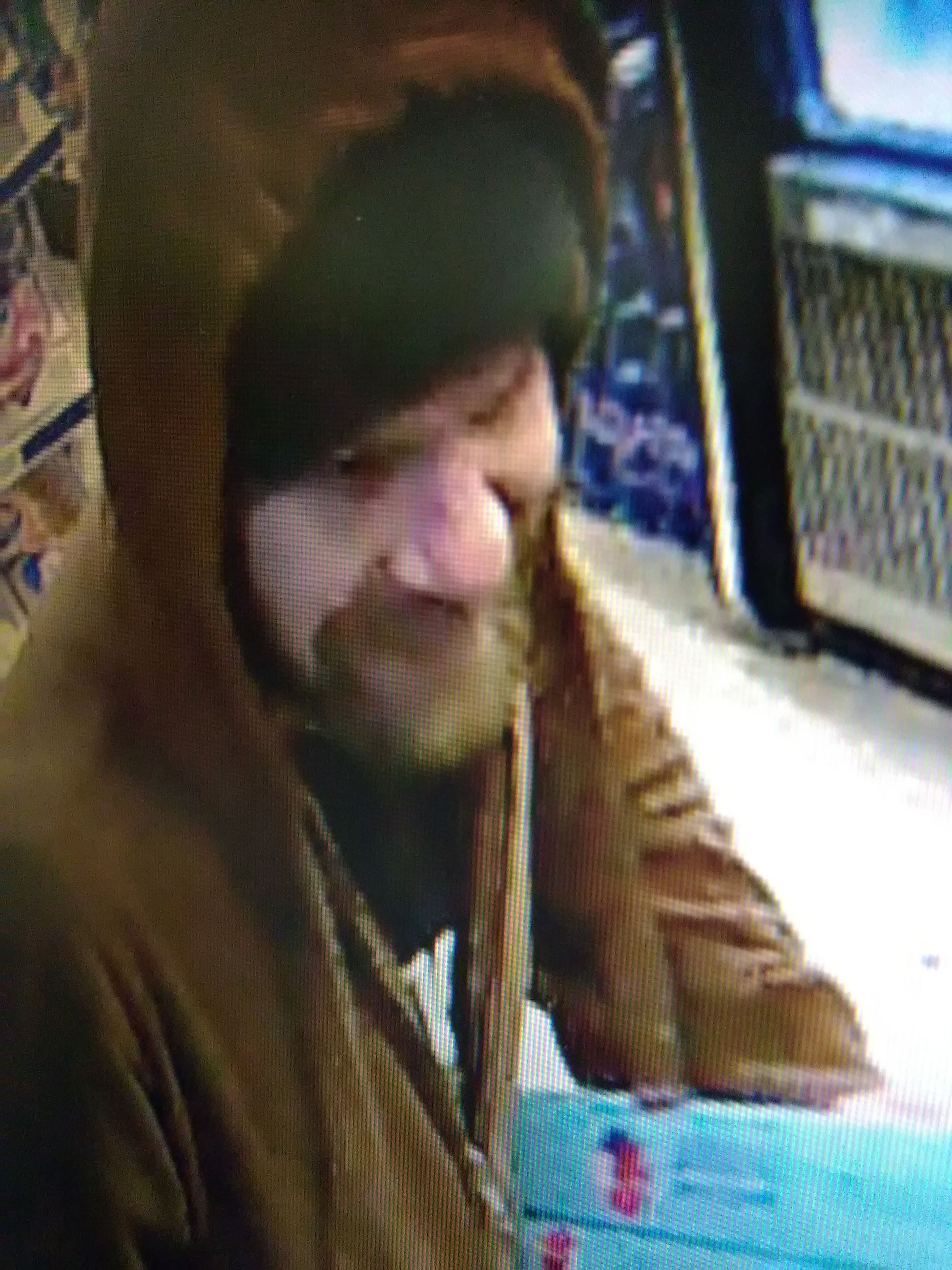 Photo of Patriot Robbery Suspect