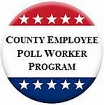 elections poll workers - county employees1