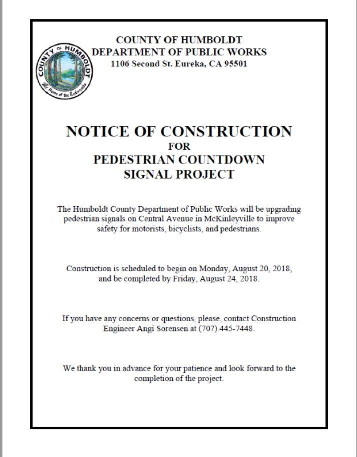 Signal Project Flyer