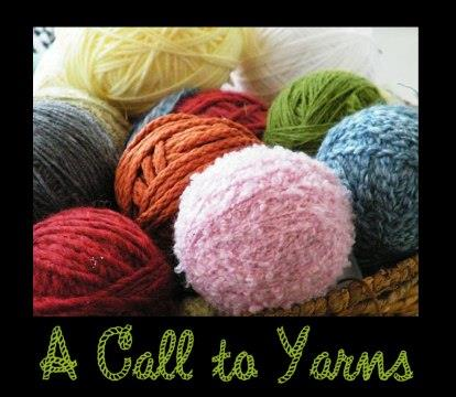 Photo: balls of yarn in various textures and colors.