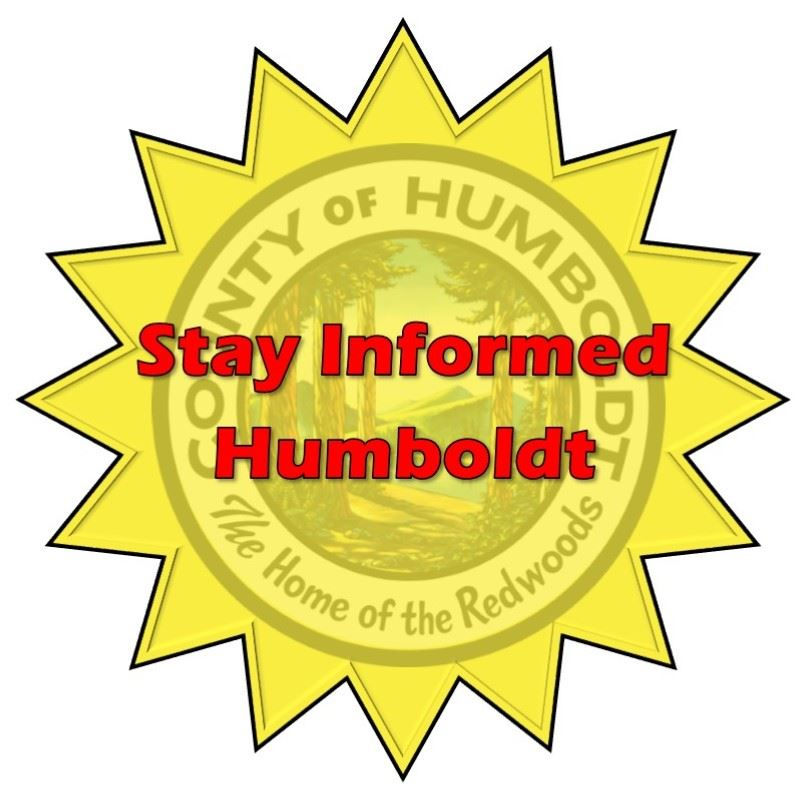 Stay Informed Humboldt Logo