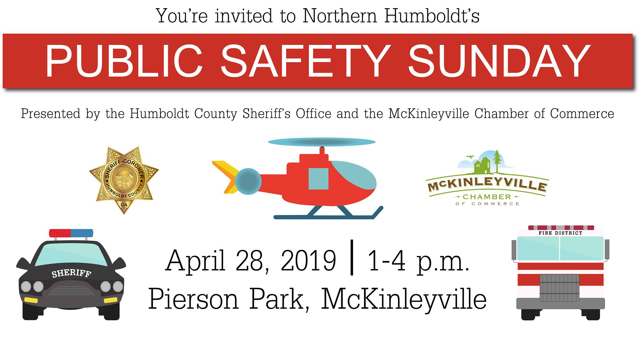 Public Safety Sunday