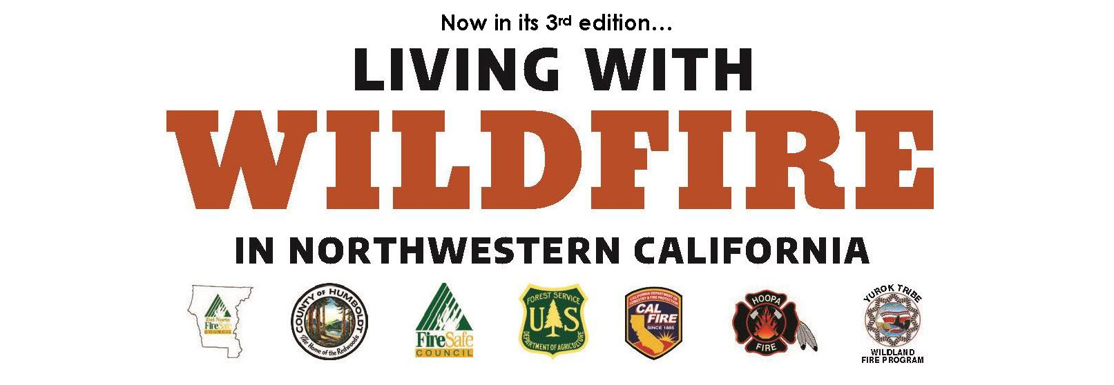 Living with Wildfire Magazine Banner