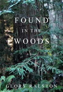 The deep forest shadows on the cover of 'Into the Woods' suggest hidden secrets to be revealed