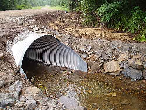Culvert Replacement Photo