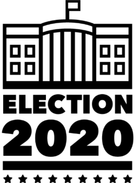 Election 2020 Graphic
