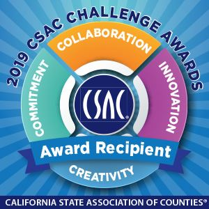 Colorful CSAC Award Logo