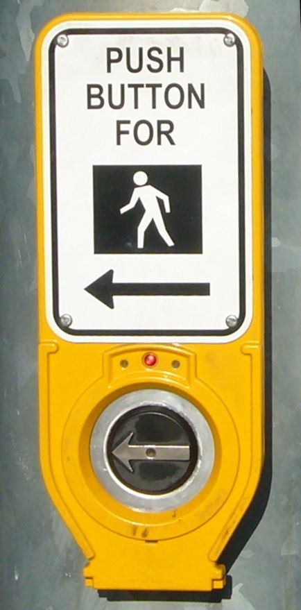 Pedestrian Button