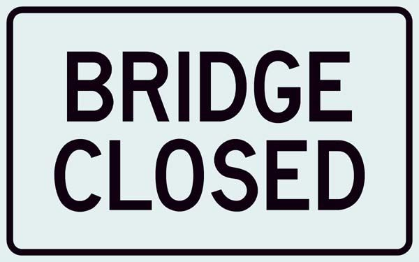 Bridge-Closed_sign