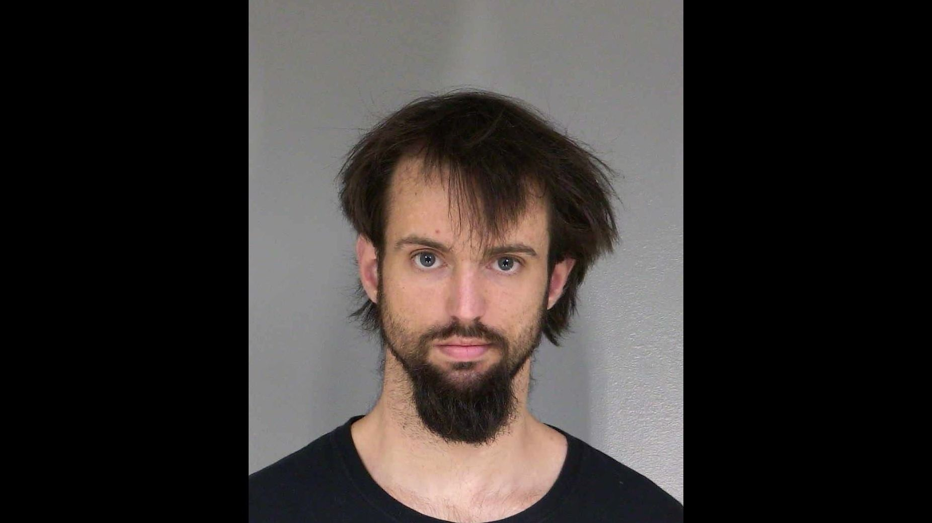 CULLEN BOOKING PHOTO