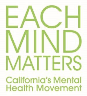 Each Mind Matters  - May is Mental Health Matters Month