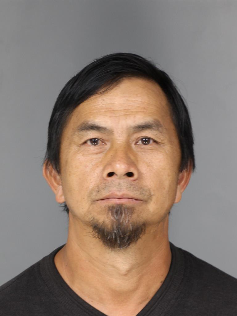 Booking photo of Cher Yang
