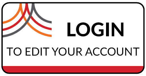 Login to edit your existing account