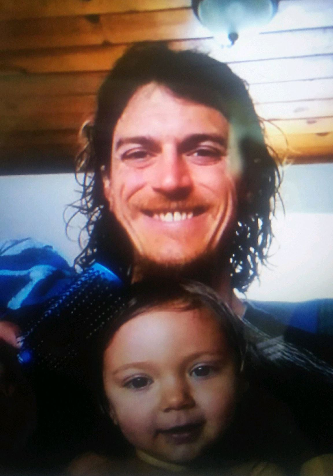 Gregory Carter, 34, is described as a Caucasian male adult, with brown hair and blue eyes. He is 6 f