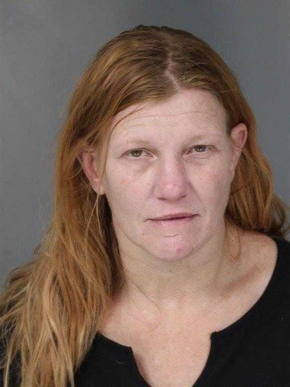 Michelle Inboden - Booking photo