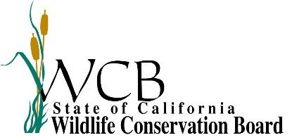 Logo California Wildlife Conservation Board
