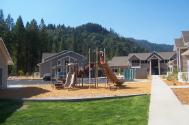 Willow Creek Apartments playground