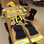 Structural Personal Protective Equipment, full set