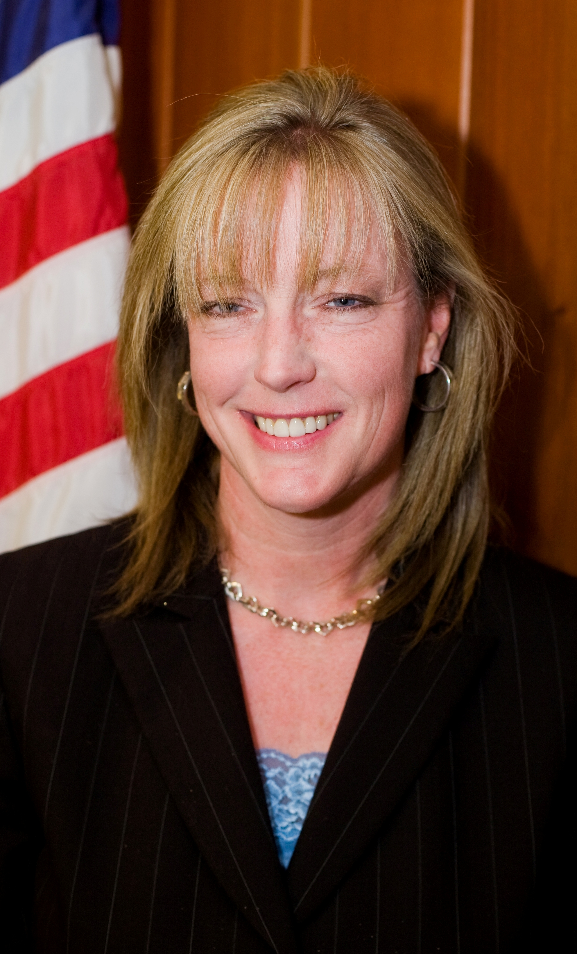 4th District Supervisor Virginia Bass